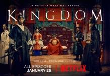 Kingdom on Netflix official poster