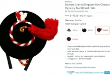 Korean traditional hat