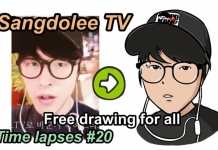Free Avatar by an experienced cartoonist
