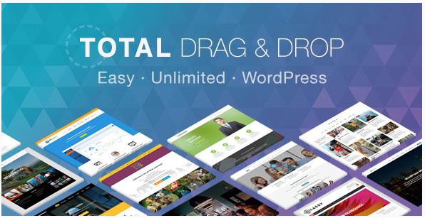 WordPress テーマ -  Total