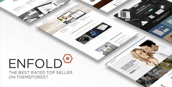 Enfold - すっきりクイック多目的 WordPress テーマ