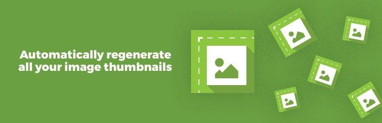워드프레스 썸네일 재생성 플러그인 Regenerate Thumbnails