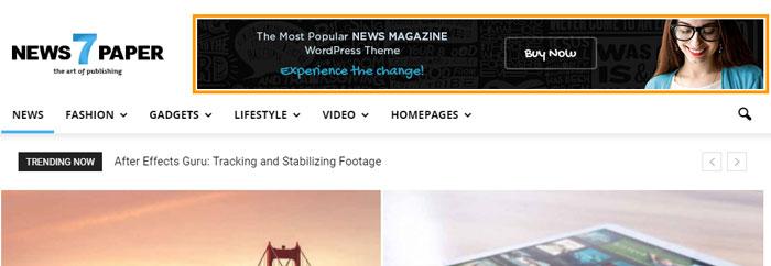 ワードプレスマガジンのテーマ