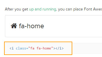 워드프레스 메뉴에 아이콘을 추가하는 방법 II