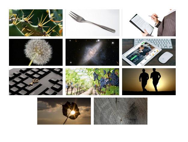 Photo Gallery  - サムネイル(3カラム)