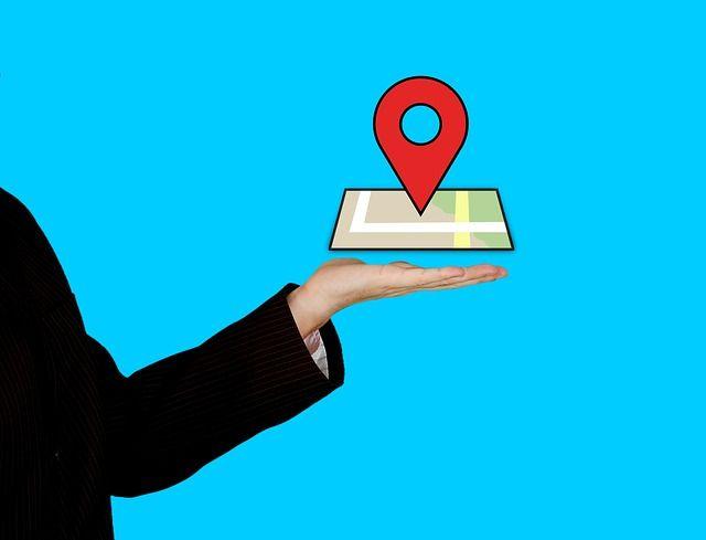 ブログにGoogleマップを追加する