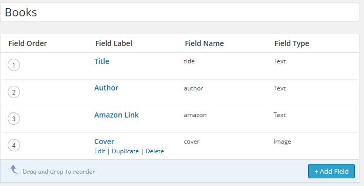 Create Custom Fields in WordPress