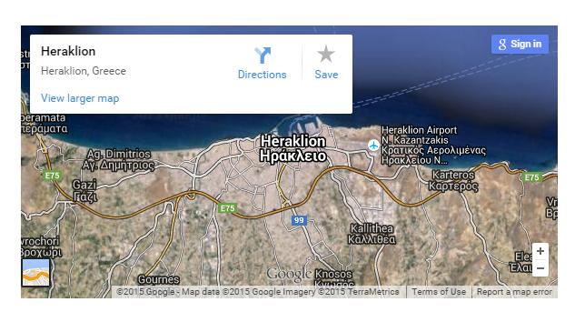 Google Maps shortcode in WordPress