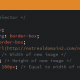 Replace image css