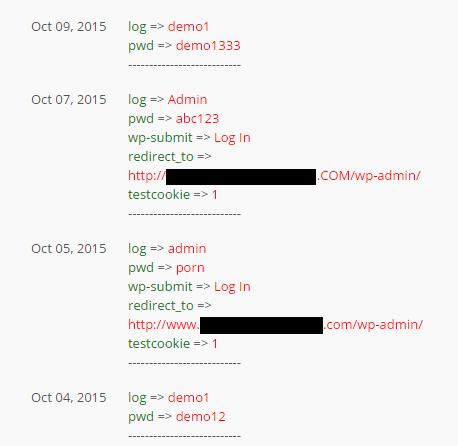 IP Blacklist - 워드프레스 스팸 IP 블랙리스트