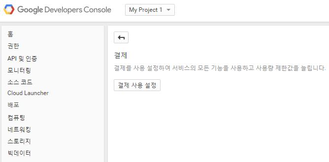 Payment Google Translate API