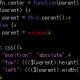 화면 중앙에 DIV 정렬시키는 jQuery 스크립트