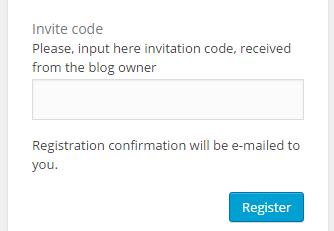 [워드프레스] 초대받은 사용자만 회원 가입이 가능하도록 제한하기