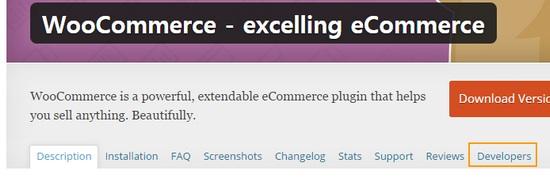 WooCommerce WordPress - 워드프레스 우커머스 플러그인 다운그레이드