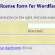 Wordfast - 워드패스 라이선스
