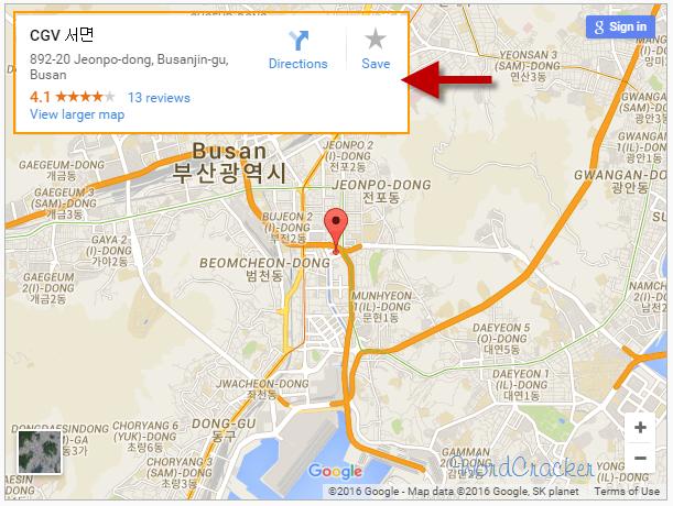 Google Map in WordPress - 블로그에 구글맵 삽입하기