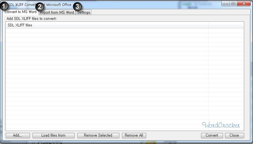 [번역] SDL XLiFF Converter를 사용하여 Trados를 사용하지 않고 번역하는 방법