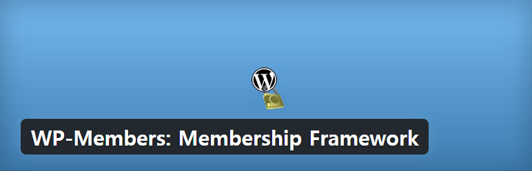 WP-Members 워드프레스 회원제 플러그인
