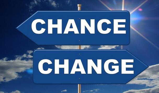 Chance or Change