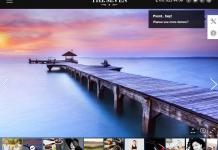 The 7 Photo Demo WordPress 218x150 - [워드프레스] 'The 7' 테마