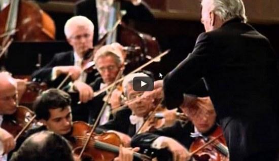 베토벤 교향곡 제7번(베를린 필하모닉 오케스트라)