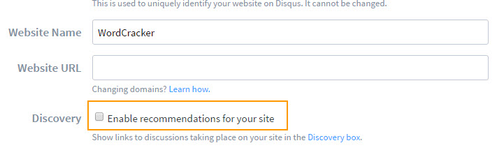 Disqus hide Also On