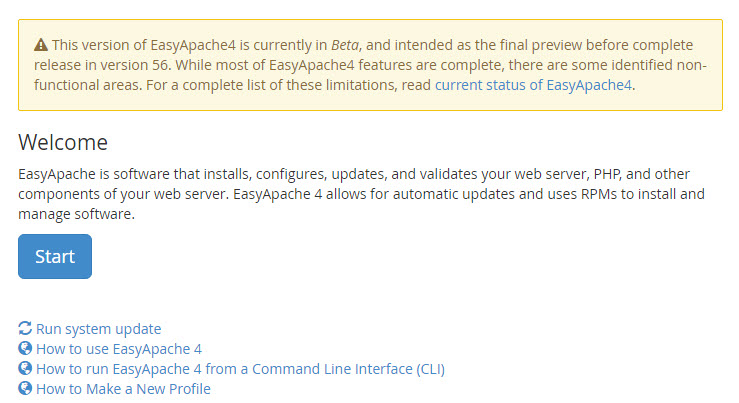 EasyApache4