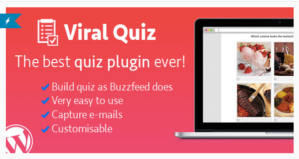 Wordpress Viral Quiz – BuzzFeed Quiz Builder Plugin