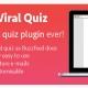Wordpress Viral Quiz – BuzzFeed Quiz Builder Plugin