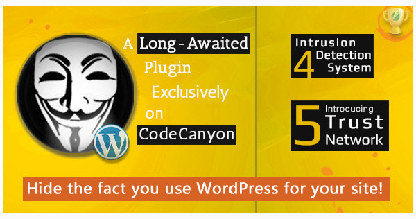 Hide My WP - Amazing Security Plugin for WordPress