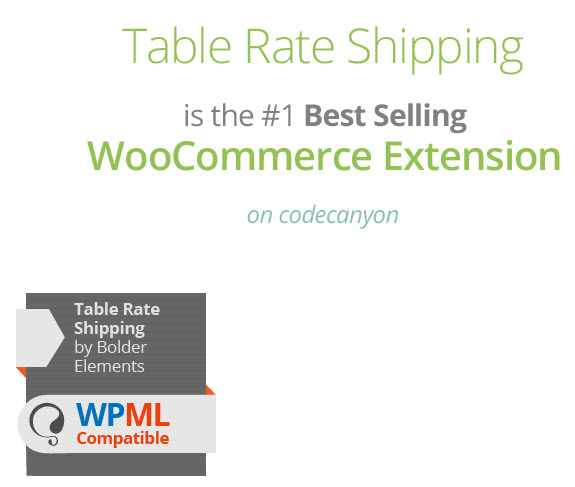 Table Rate Shipping plugin