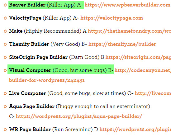 Page Builder