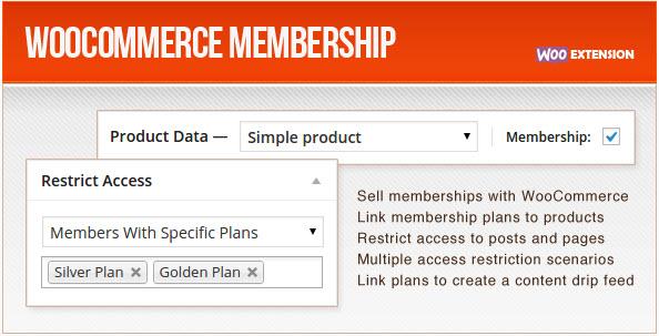 [워드프레스] 우커머스 전용 멤버십 플러그인 – WooCommerce Membership