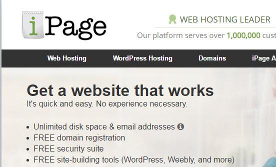 [해외 호스팅] iPage.com 호스팅 사용기