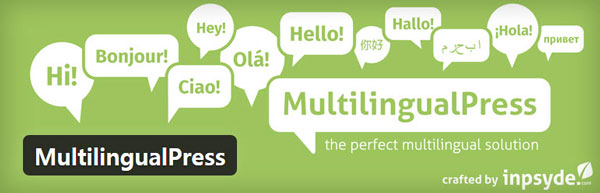 MultilingualPress WordPress plugin - 워드프레스를 다국어 사이트로 바꾸는 다양한 방법(종합)