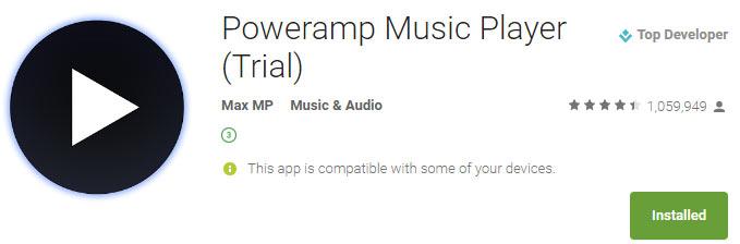 [안드로이드] Poweramp에서 한글 노래 제목이 깨지는 경우(개인 정리용)