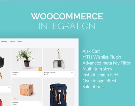 WooCommerce 統合