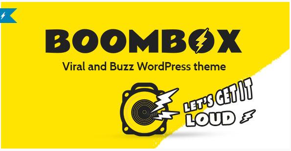 [워드프레스] 9Gag 같은 사이트를 만들 수 있는 BoomBox 테마