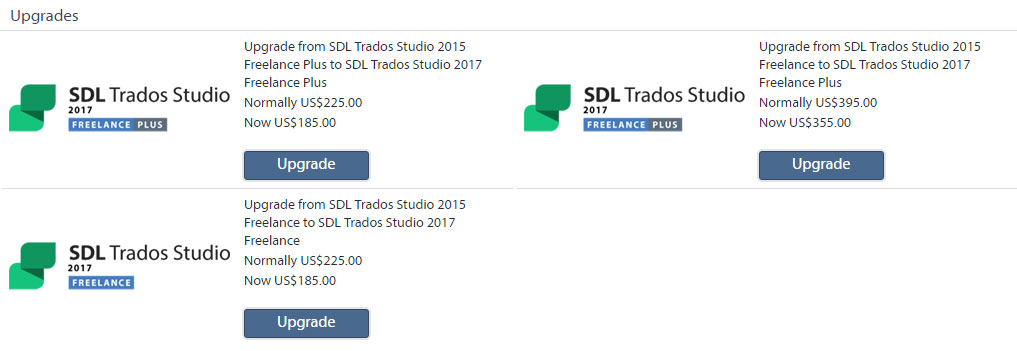 Upgrade-to-Trados-2017