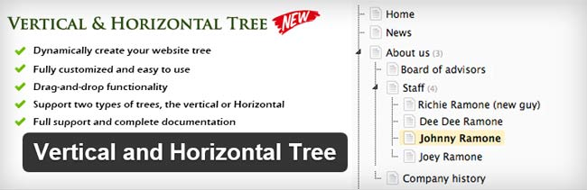 Vertical-and-Horizontal-Tree