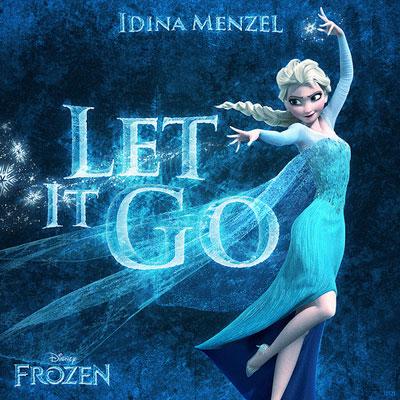 [낙서장] 겨울왕국의 삽입곡 'Let it Go'