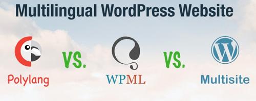 다국어 워드프레스 솔루션 완벽 가이드: WPML, Polylang, 멀티사이트 비교
