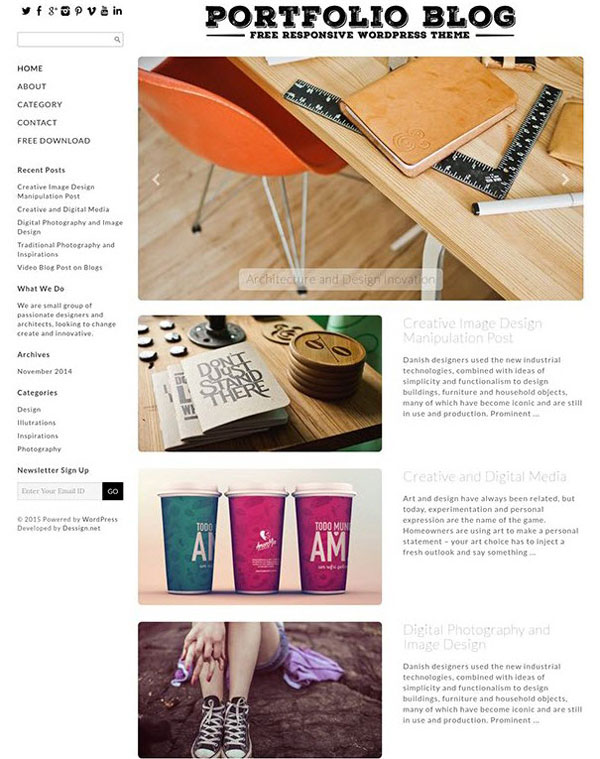 Portfolio-Blog