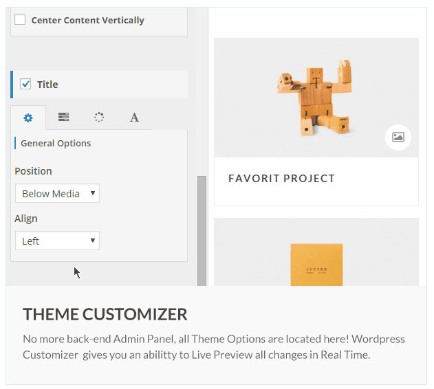 Theme-Customizer