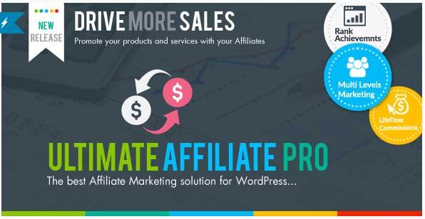 Ultimate-Affiliate-Pro - 워드프레스 제휴 프로그램 플러그인