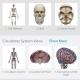 Human Anatomy Atlas 2017 첫 화면
