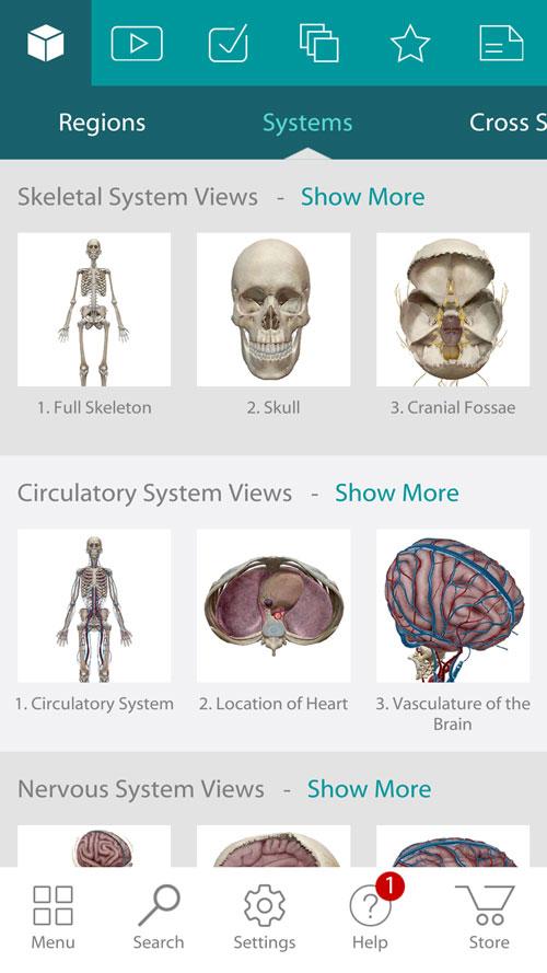 [안드로이드] 해부학 앱 Human Anatomy Atlas 2017 할인 행사