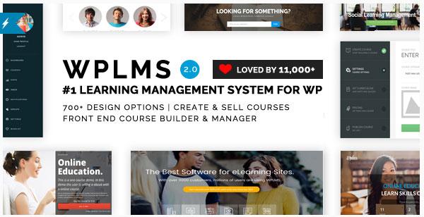 워드프레스 학습 관리 시스템 LMS 테마