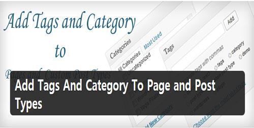 워드프레스에서 커스텀 포스트 타입에 블로그와 포스트 태그 박스 추가하기