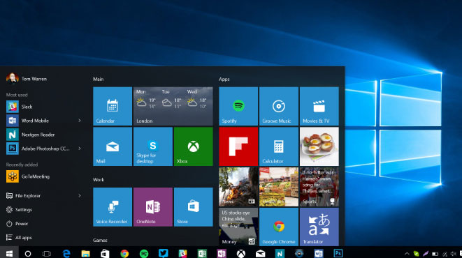 MS 저가형 노트북 윈도우 10 라이센스 비용 인하